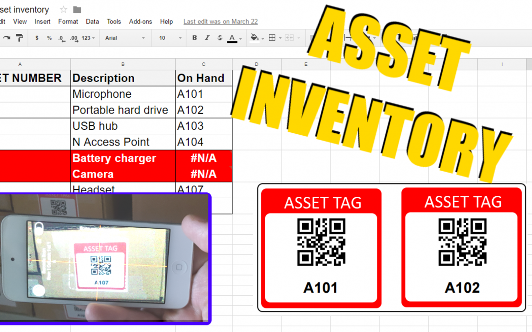 Asset Inventory, there has to be an easier way!