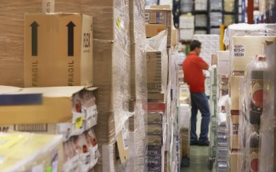 How Ford Customer Service Division uses 2D barcodes for inventory management