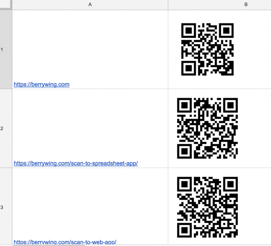 Make Your Own QR Code or Barcode Generator | Business Data
