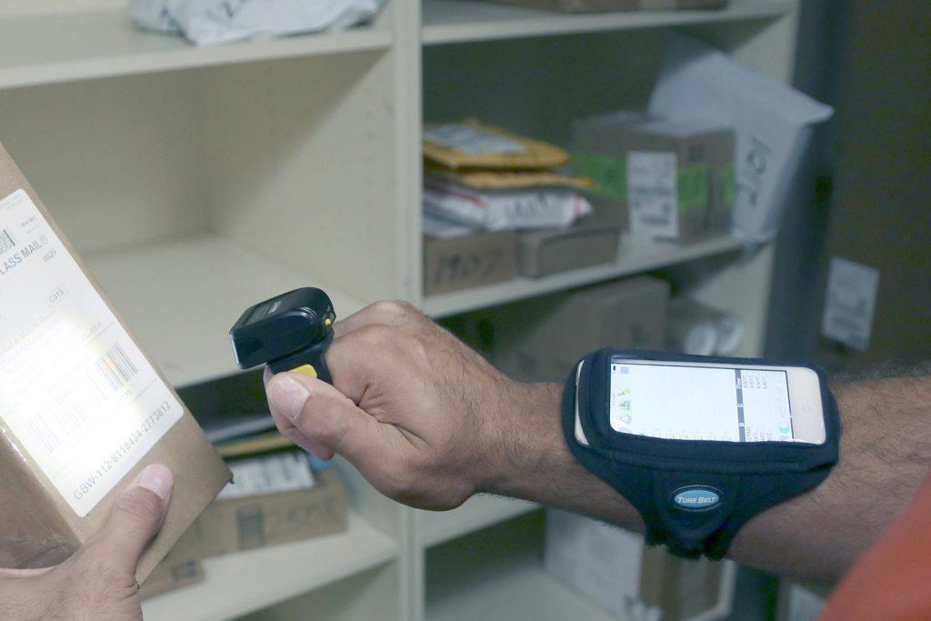 barcode scanner tech