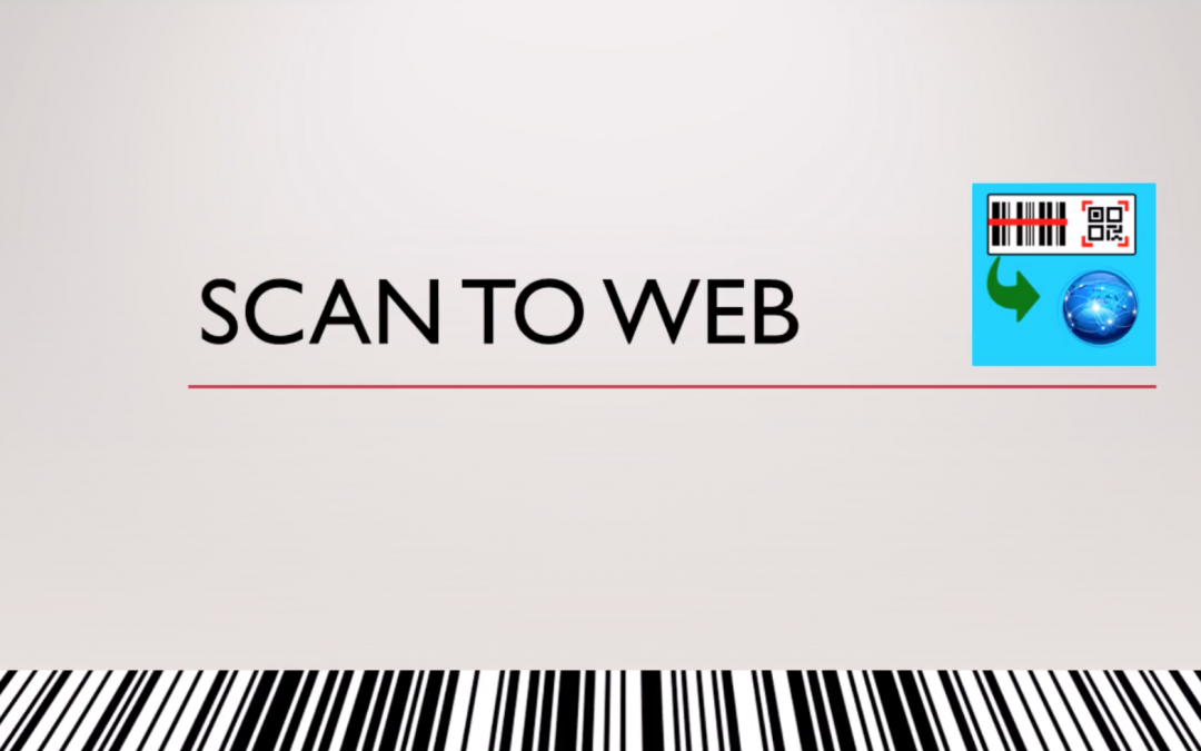 Scan To Web with Voice to Text and More!