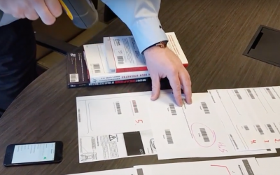 How to Pair an External Barcode Scanner with an iOS device
