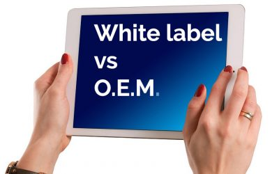 What's the difference between OEM vs Private Label in the App Marketplace?